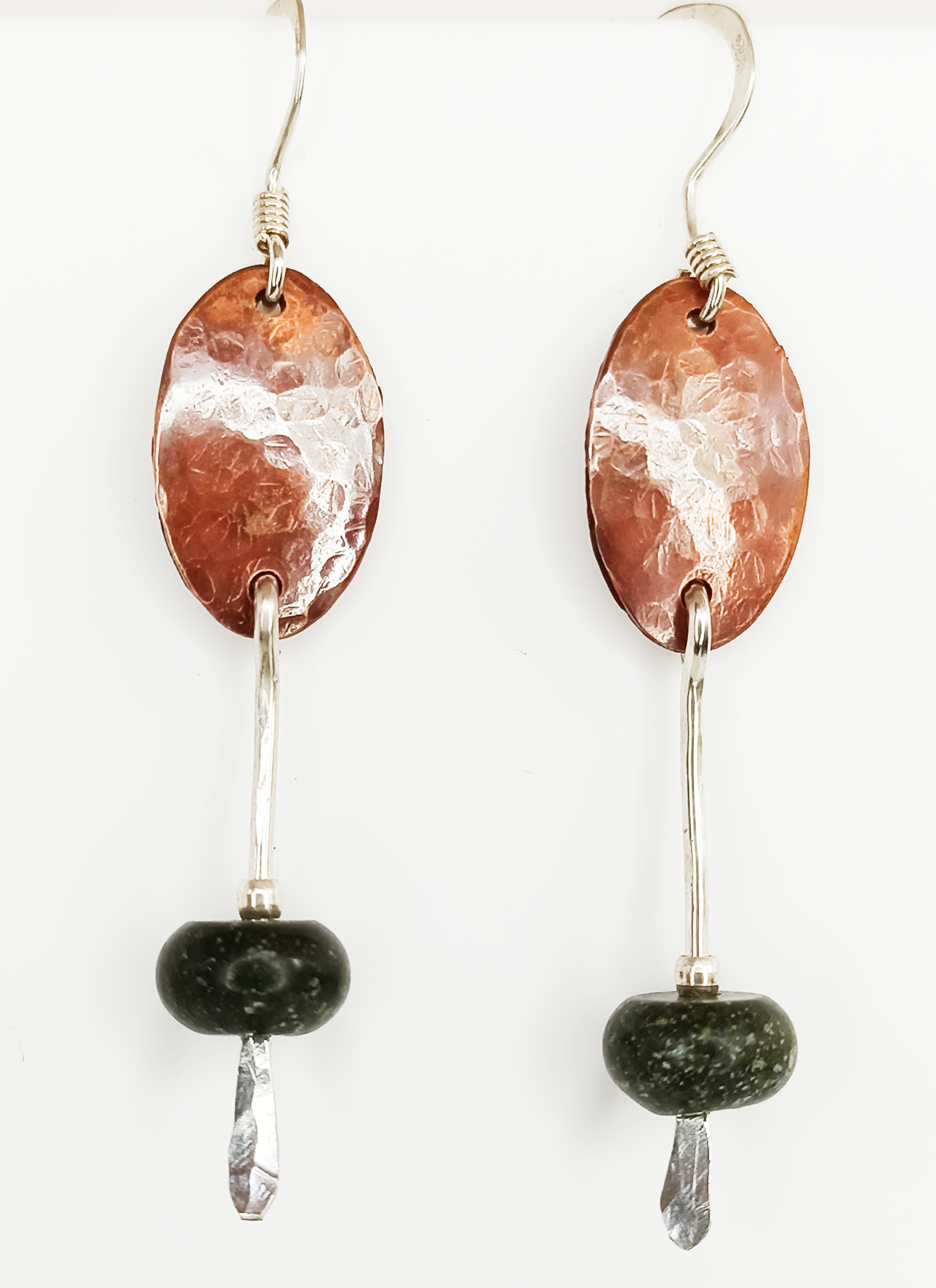 Boho earrings - Stone
